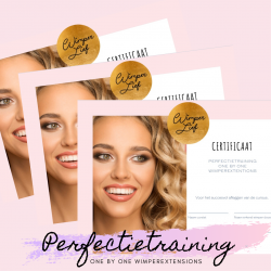 Perfectietraining One by One